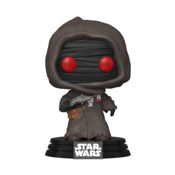 Funko POP! Vinyl Star Wars The Mandalorian Offworld Jawa - Pre-order